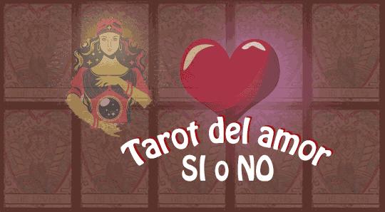 tarot del amor si o no