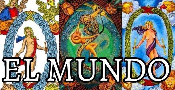 Significado de la carta el mundo del tarot